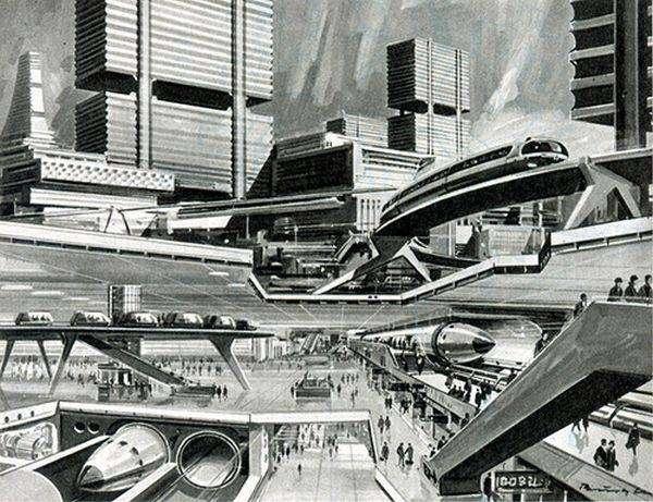 Будущее в прошлом (100 фото)