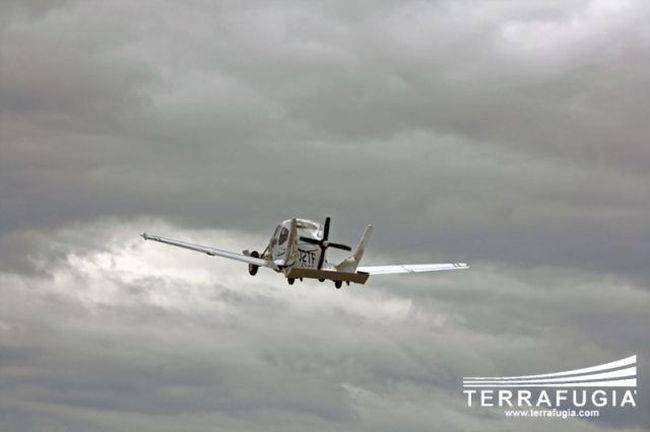 Машина самолет (21 фото)