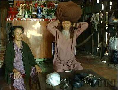 Волосатая сосика (6 фото)