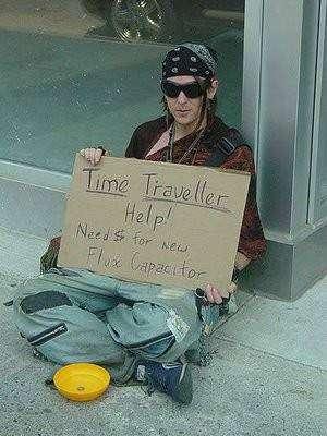 Как просят милостыню в Америке (17 фото)