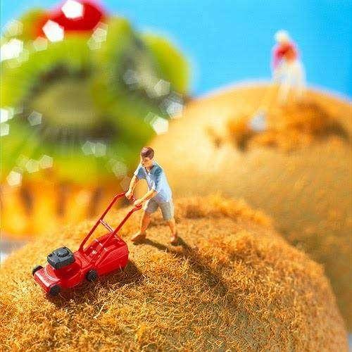 Креатив из еды (38 фото)