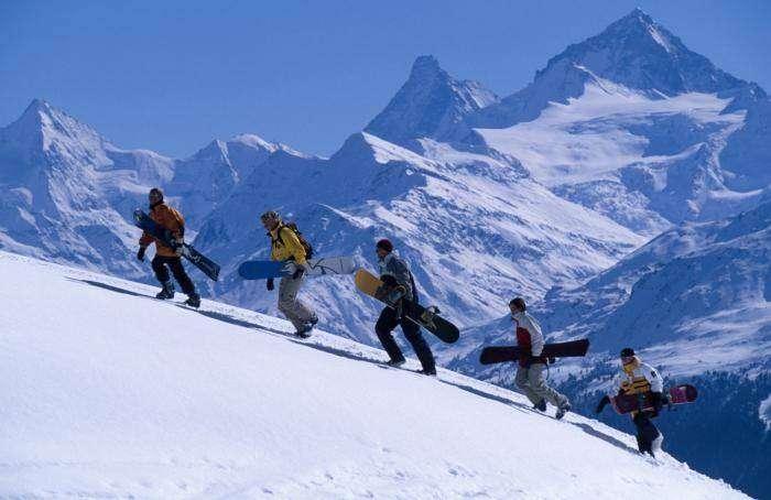 11 необычных горнолыжных курортов (2 фото)