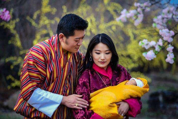 Рождение принца отпраздную высадкой леса из 108 000 деревьев (8 фото)