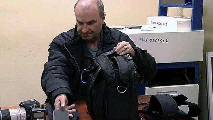 Российские спецслужбы задержали шпионов США (3 фото)