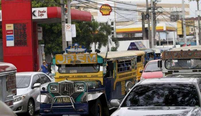 Кадры повседневной жизни на Филиппинах (22 фото)