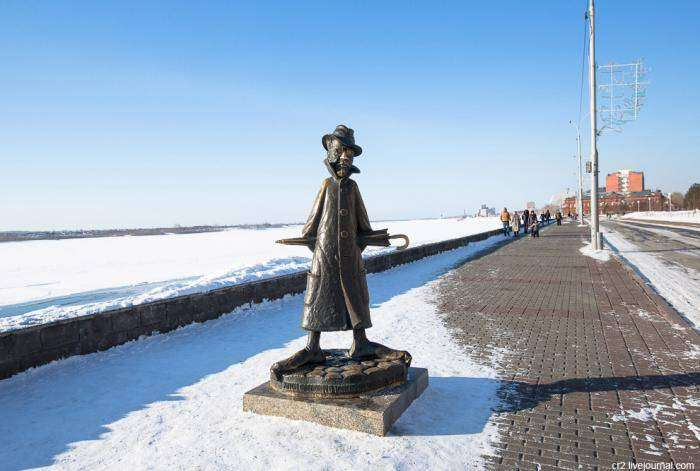 Прогулка по Томску (21 фото)