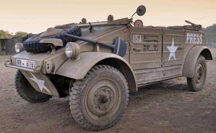 Основные внедорожники Второй мировой войны (6 фото)