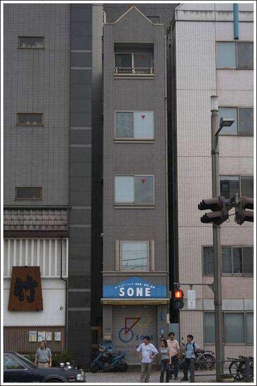 Японские мини-дома (22 фото)