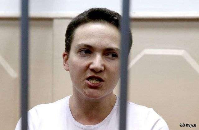 Савченко признана виновной в убийстве российских журналистов (2 фото)