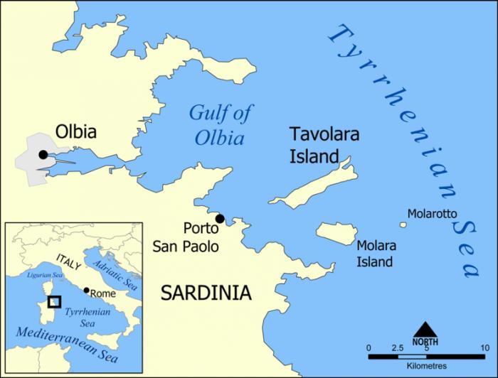 Таволара – самое маленькое в мире королевство (5 фото)