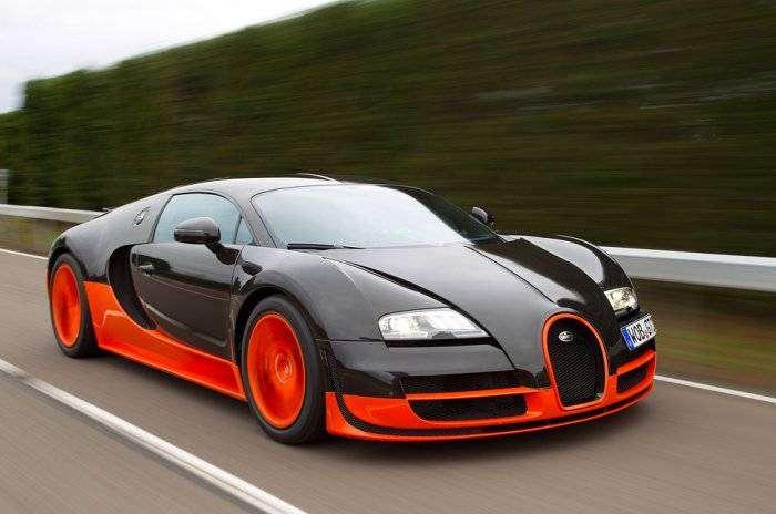 ТОП-5 самых быстрых автомобилей планеты (5 фото)