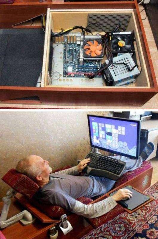 Классный моддинг компьютеров (42 фото)
