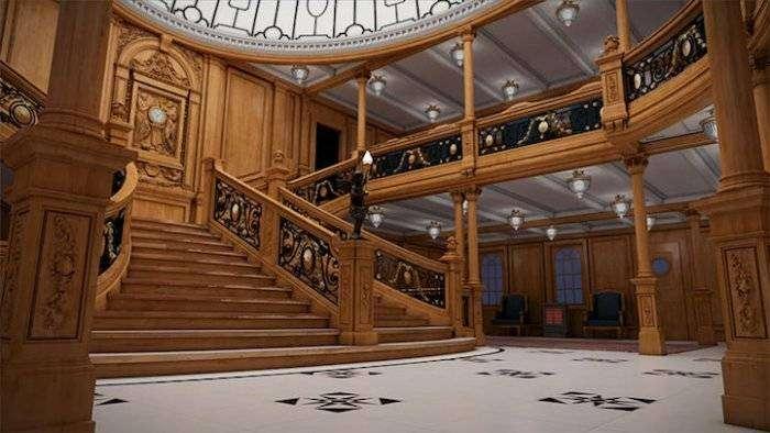 «Титаник» вновь будет спущен на воду (9 фото)