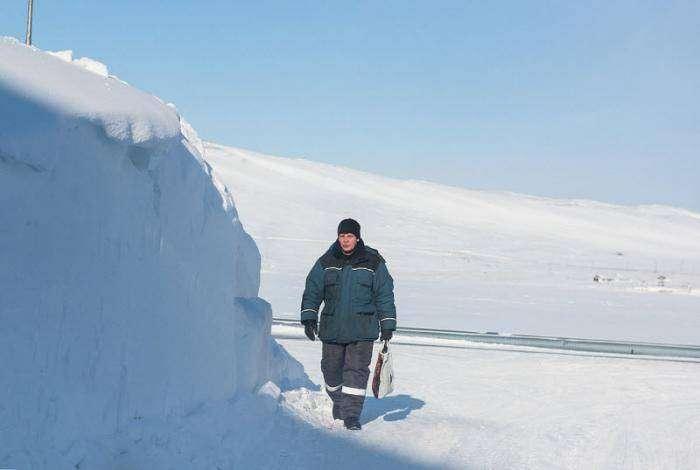 Тикси — суровый арктический оазис (27 фото)