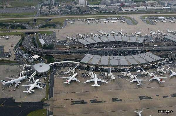 Худшие аэропорты в мире (5 фото)