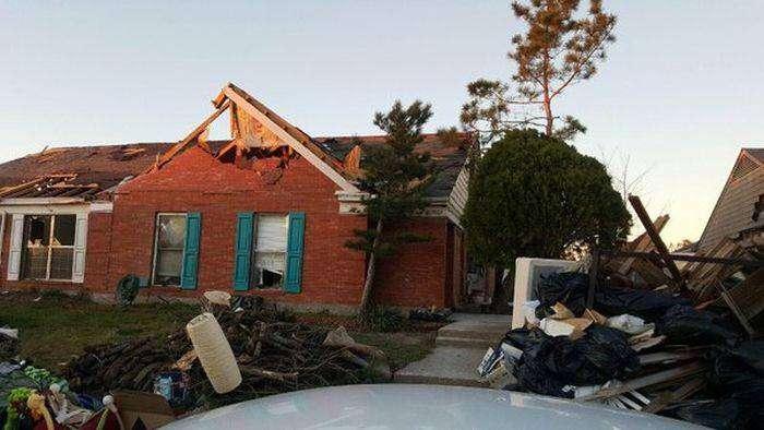 В Техасе из-за ошибки Google Maps снесли не тот дом (5 фото)