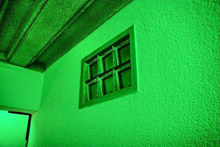 Подземный бункер в Шотландии (37 фото)