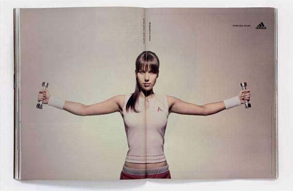 Креативная реклама в журналах (29 фото)