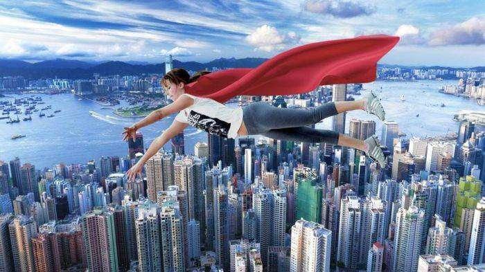 Играющая Дженнифер Лоуренс стала героиней фотожаб (16 фото)