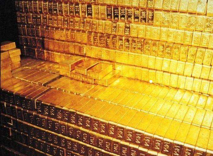 300 миллиардов долларов в золотом эквиваленте (5 фото)