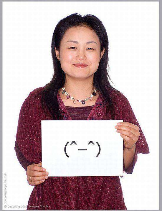 Смайлики по японски (5 фото)