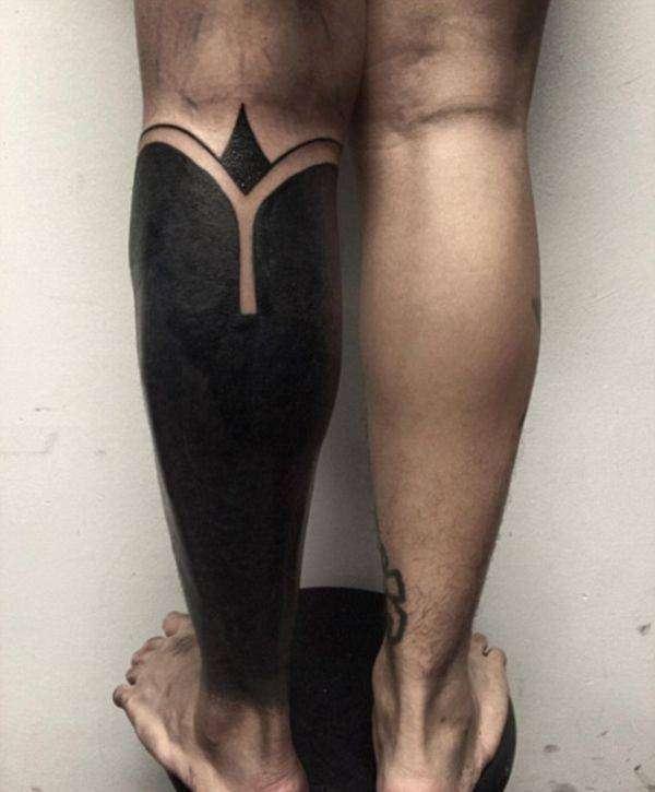 Продвинутый способ избавиться от надоевших татуировок (9 фото)