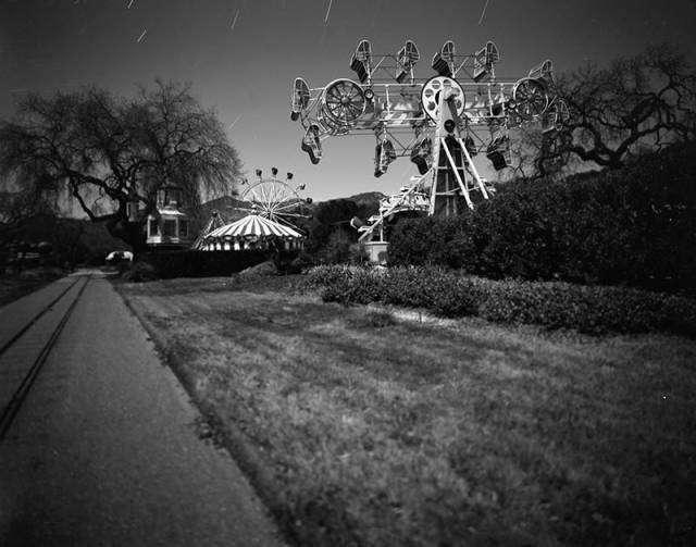 Заброшенное ранчо Неверленд, принадлежавшее Майклу Джексону (36 фото)