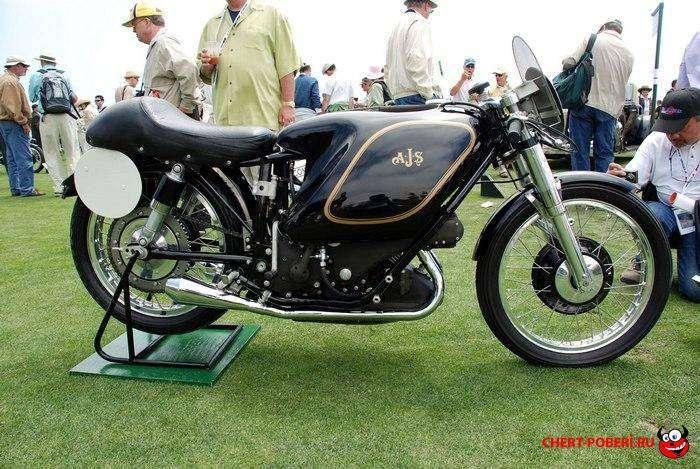 мотоцикл Porcupine