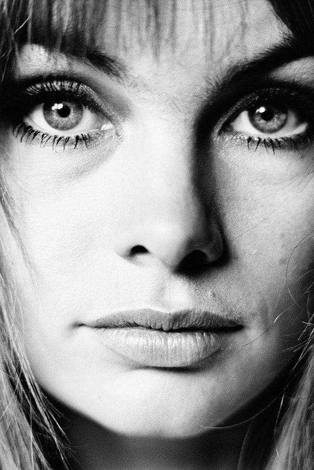 Потрясающие работы  Жанлу Сьеффа...Истинная женственность..