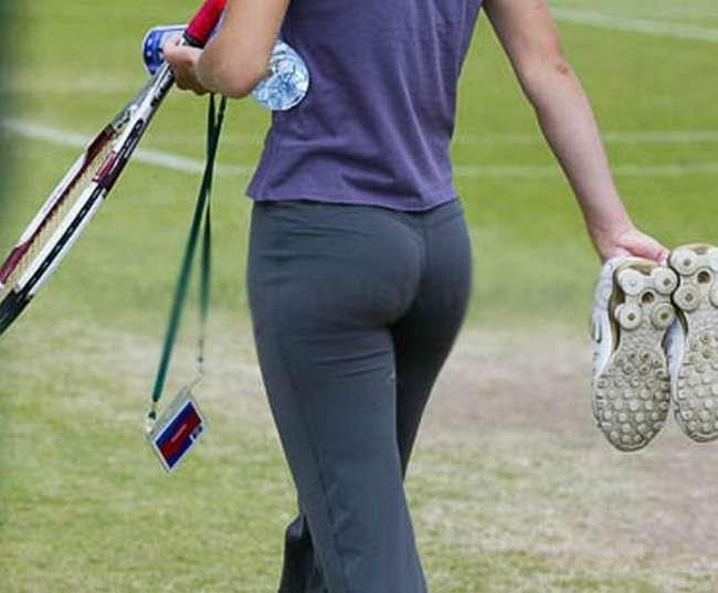 Пикантные фото теннисисток (39 фото)