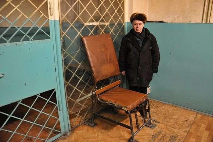 Вытрезвитель Кировского РУВД (15 фото)