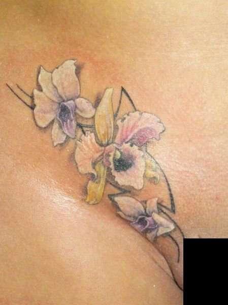 Татуировки на интимных местах (22 фото)