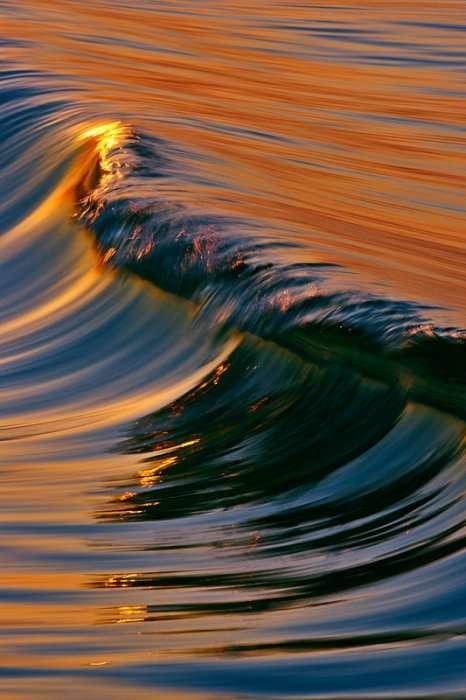 Фотографии волн от Девида Ориаса (38 фото)