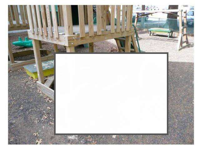 Вот это детский дворик (6 фото)