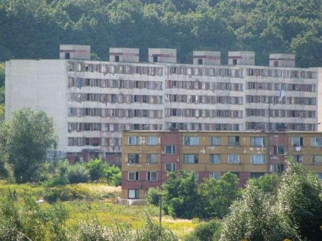 Район в Словакии (11 фото)