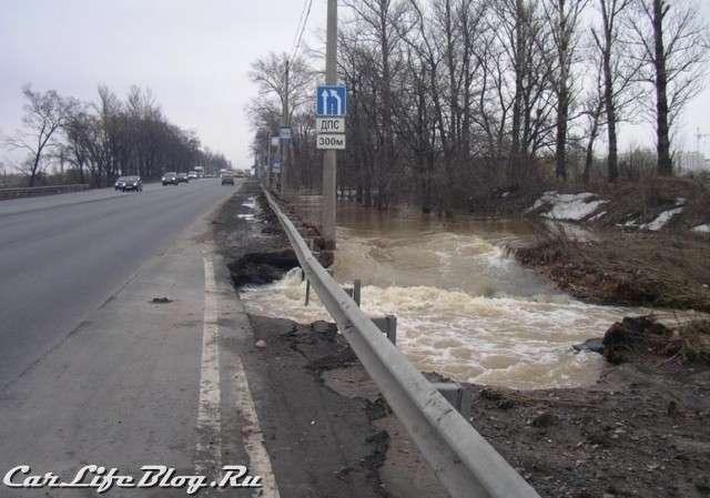 Дороги Санкт-Петербурга (4 фото)