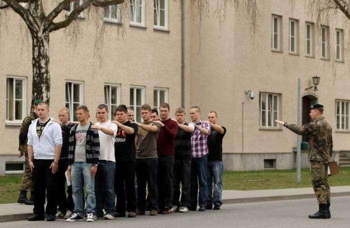 Вооружённые силы Германии (12 фото)