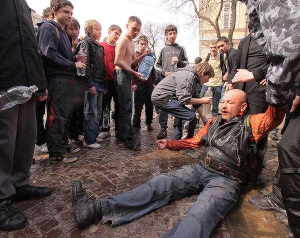 Чистый понедельник во Львове (20 фото)