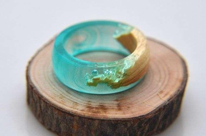 Оригинальное кольцо своими руками (10 фото)