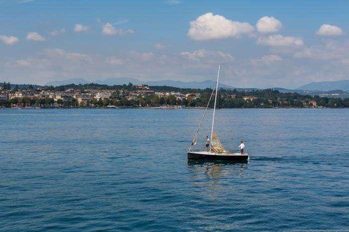 Озеро Гарда. Сирмионе (30 фото)
