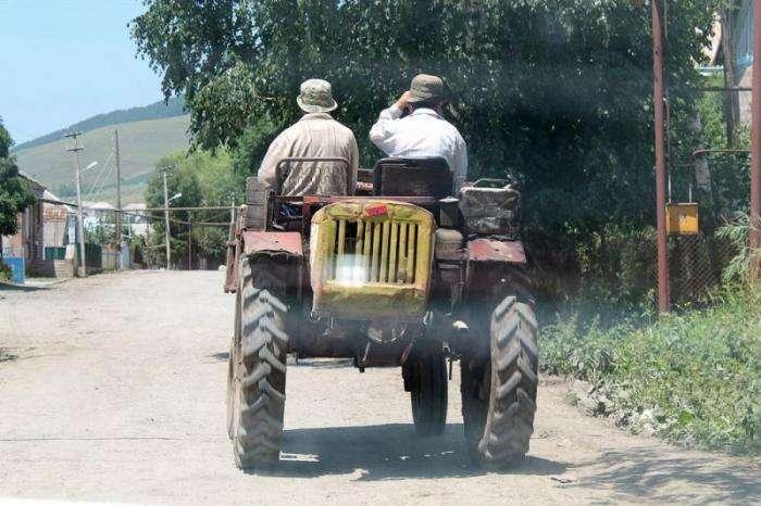 Автонаследие СССР в Армении (20 фото)