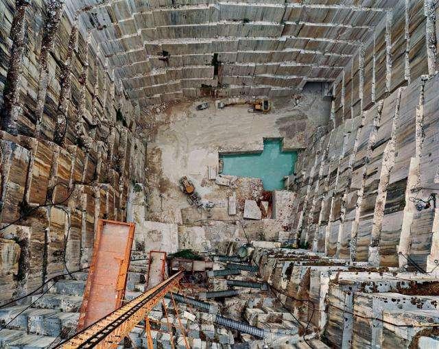 Как добывают мрамор. Месторождения и добыча (11 фото)