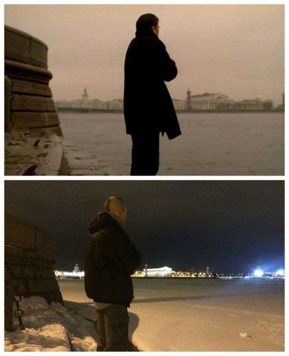 Прогулка по местам съёмок фильма «Брат» (12 фото)
