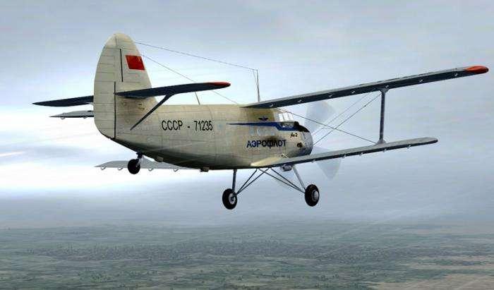 Ан-2: биплан, который умеет летать хвостом вперед (6 фото)