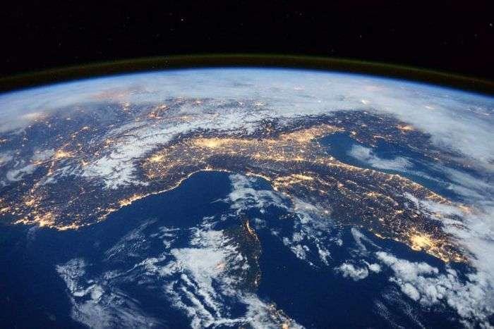 Свежие фото с МКС (26 фото)