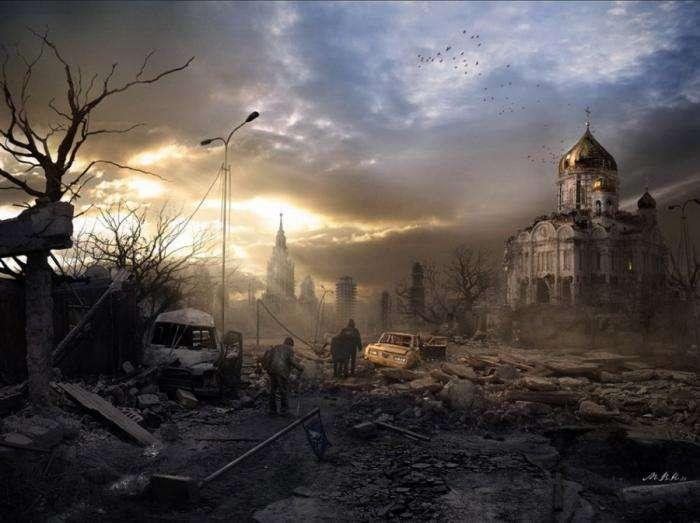 Если наступит Апокалипсис (19 фото)