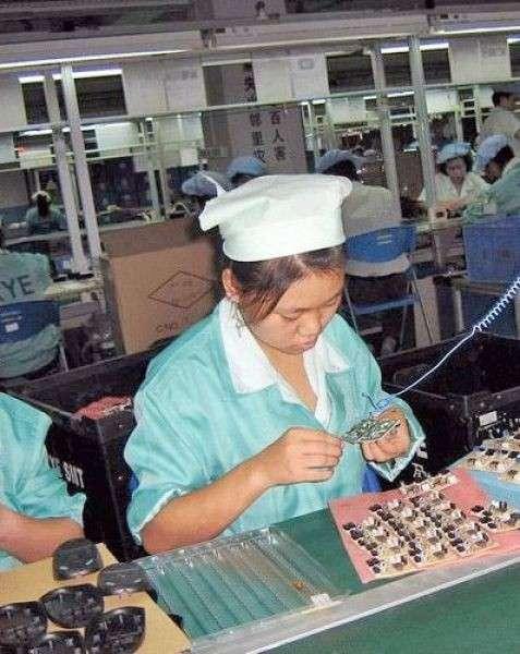 Китайская фабрика Microsoft (15 фото)