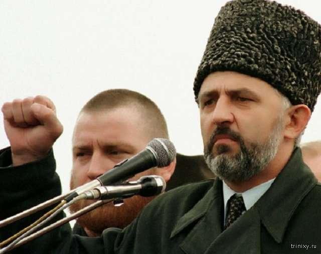 Кадыров рассказал подробности о гибели Масхадова (3 фото)