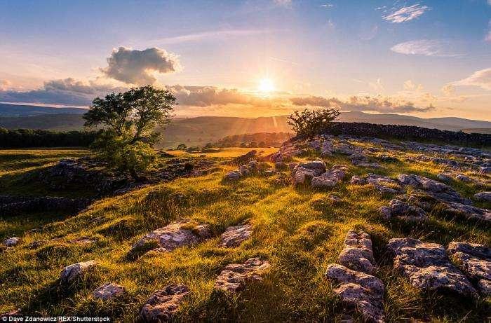 Йоркшир: личное графство Бога (22 фото)