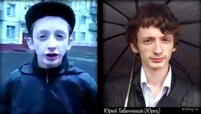 Персонажи русских мемов тогда и сейчас (18 фото)